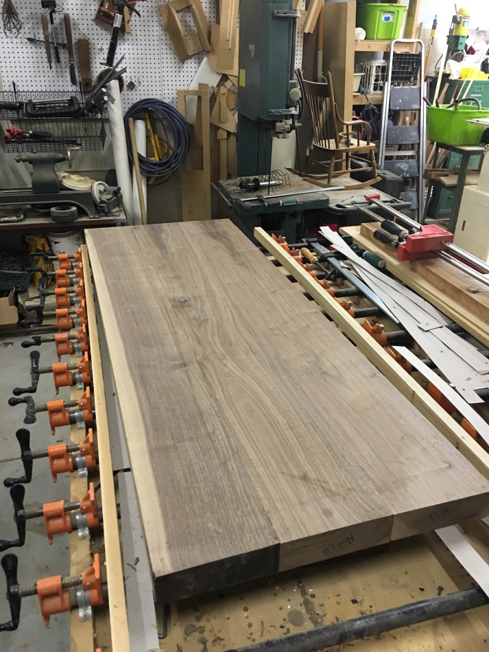 Inspired By A Homemade Black Walnut Cheapsake Box These Countertops Are  Going To Fit Beautifully In This Home.